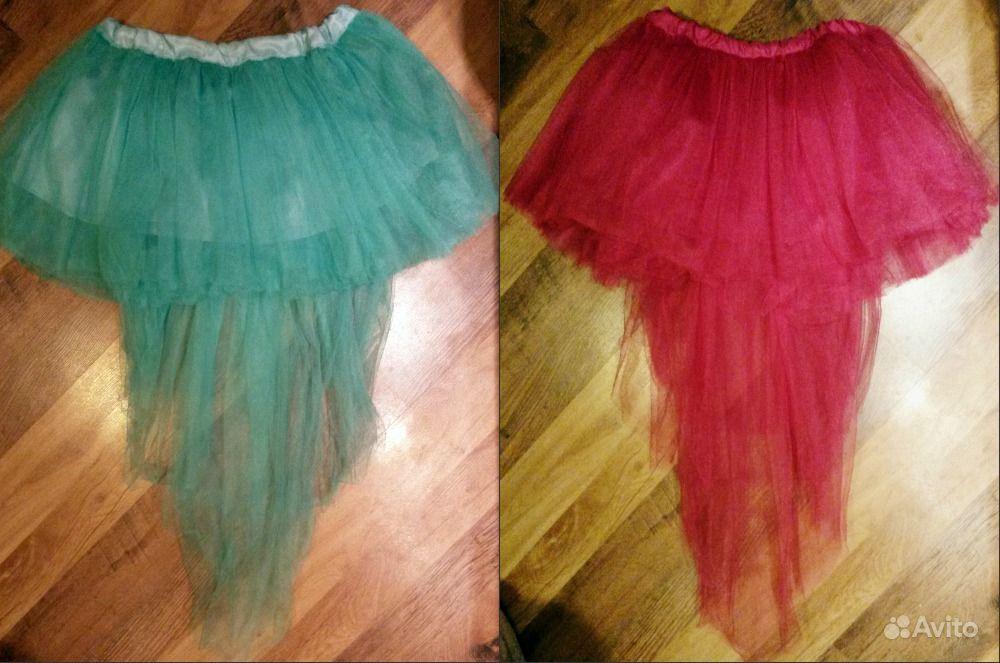 Как сшить юбку хризантему из фатина со шлейфом 84