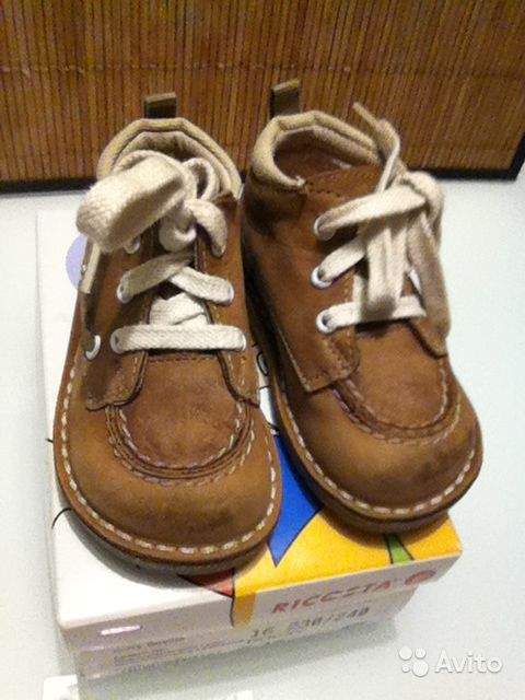 Ботиночки Ricosta Pepino. Лёгкая зимняя обувь Ricosta, Elefanten, Super fi