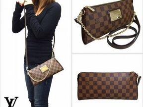 Louis Vuitton MM Chain Клатч Луи Виттон купить Киев сумки