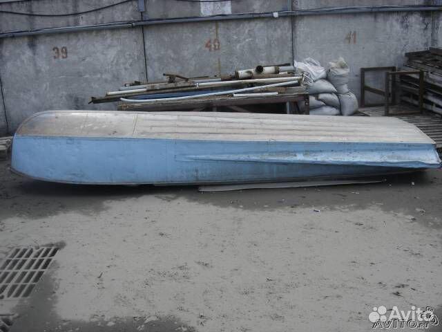 купить лодку казанку 5 м 4 б у в камчатке
