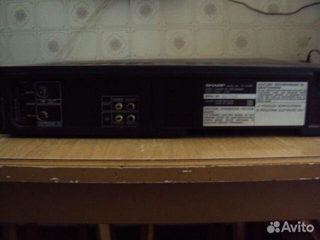 Видеомагнитофон Sharp vc-a30bp