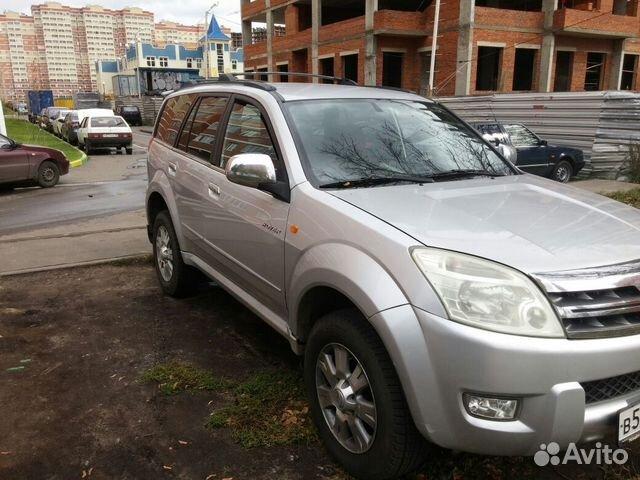 Купить great wall hover – продажа подержанных - Avito ru