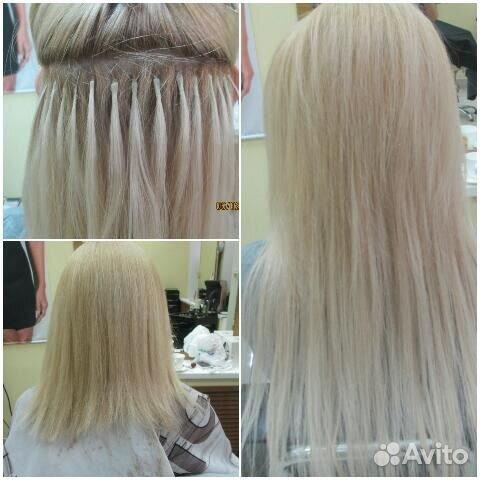 Наращивание волос ижевск где