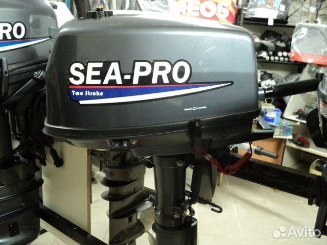 ремонт мотора sea pro своими руками