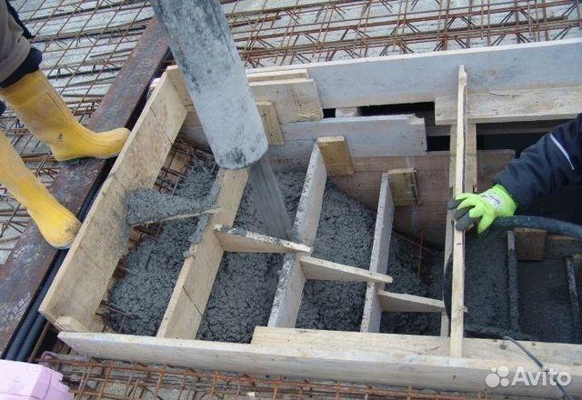 Как сделать ступеньку из бетона своими руками - Приоритет