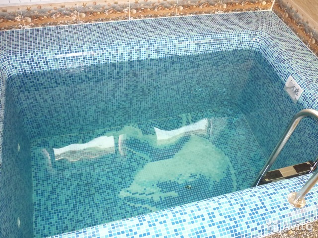 Ванная бассейн своими руками