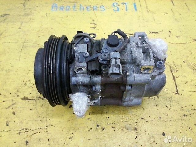89625003353 Мотор кондиционера Subaru Legacy B4, BE5