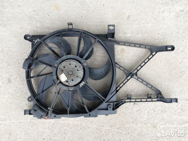 Не работает вентилятор охлаждения опель астра h 105