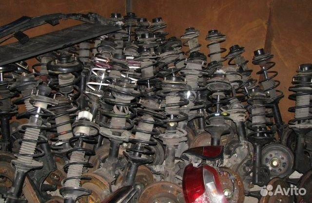 Новые и б/у запчасти для иномарок под заказ - двигатели (с навесн оборуд и без), акпп, мкпп, ходовая