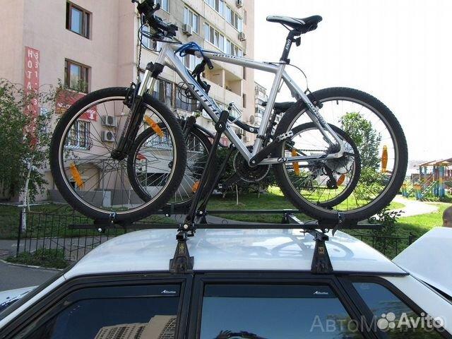Авто велобагажник своими руками 471