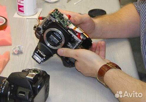Фотоаппарат никон ремонт своими руками