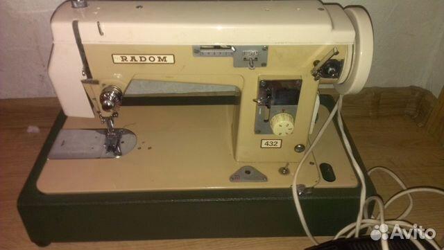 швейная машинка radom 466 инструкция