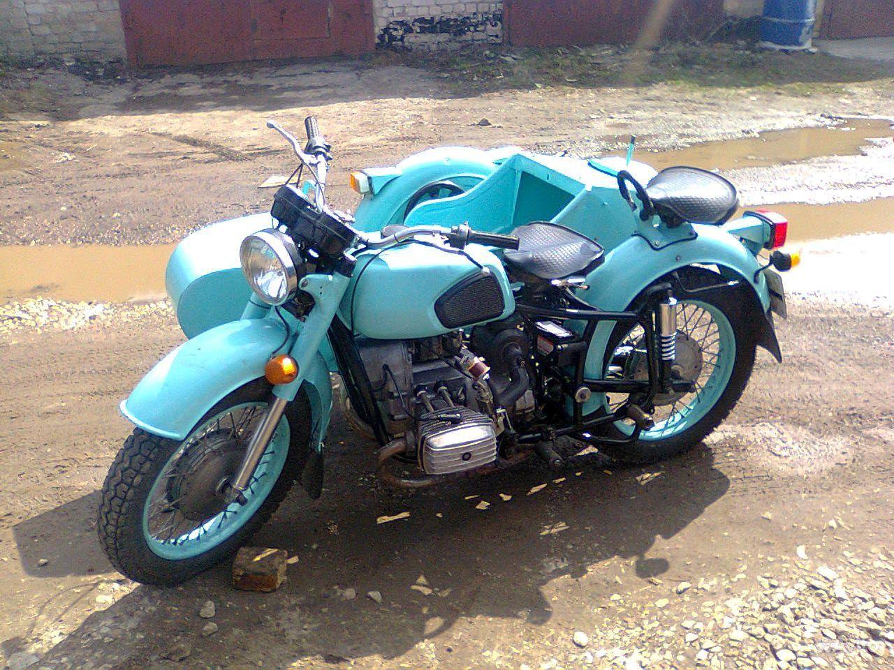 ирбитский Мотоцикл Урал #11