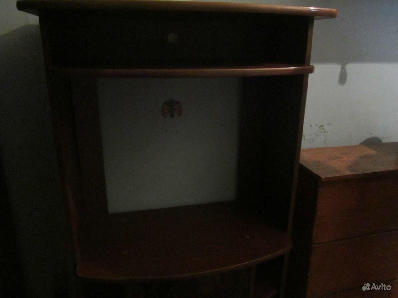 Тумбочку под телевизор бу