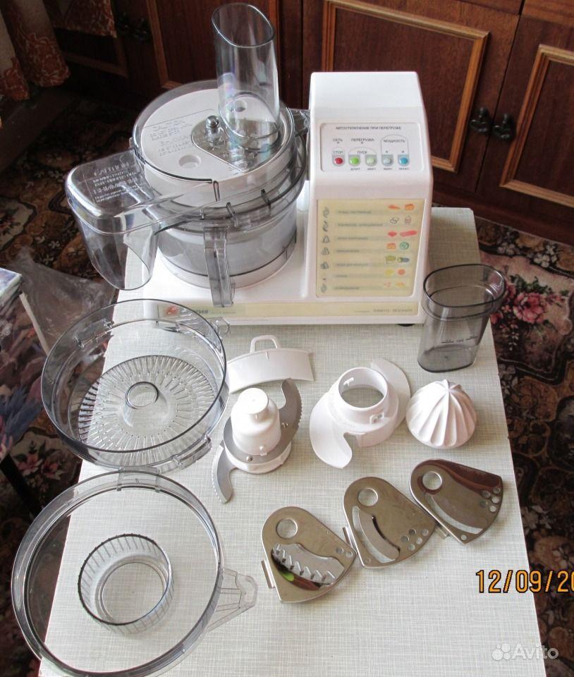 Кухонный Процессор Энергия Инструкция По Применению - фото 9