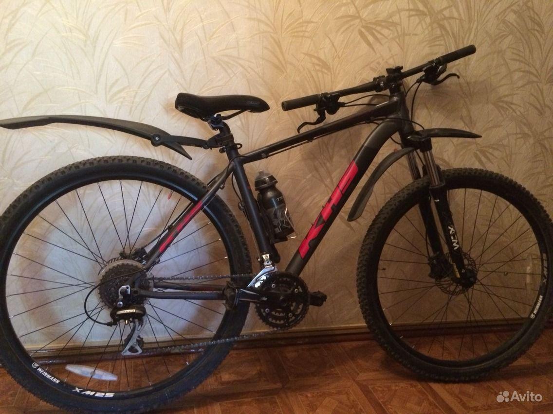 Горный велосипед KHS