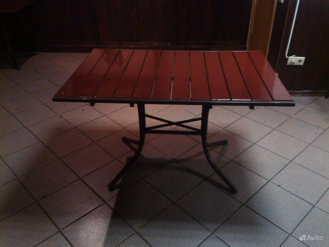 Столы и стулья для кафе б/у москва