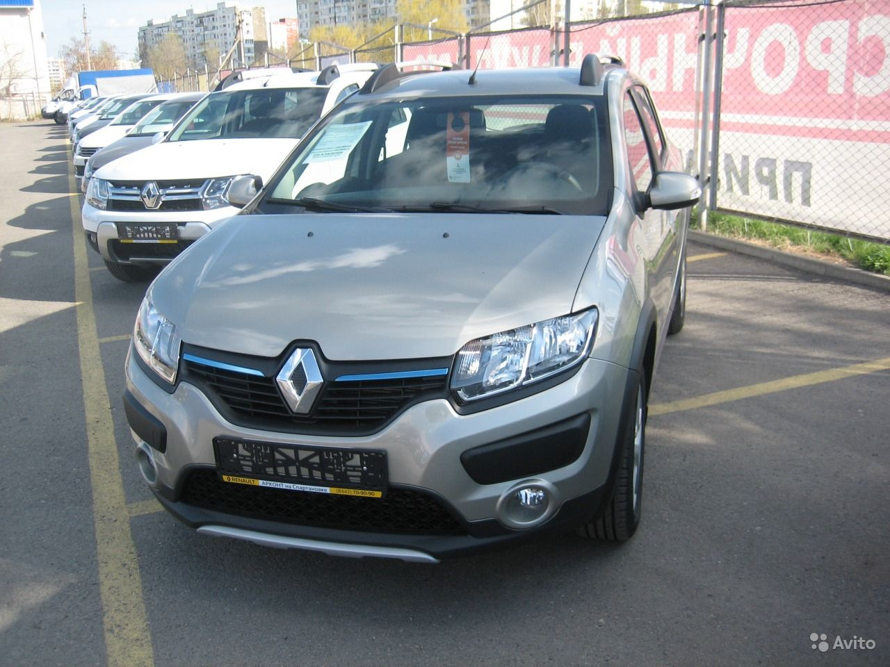 Renault Sandero Stepway, 2018