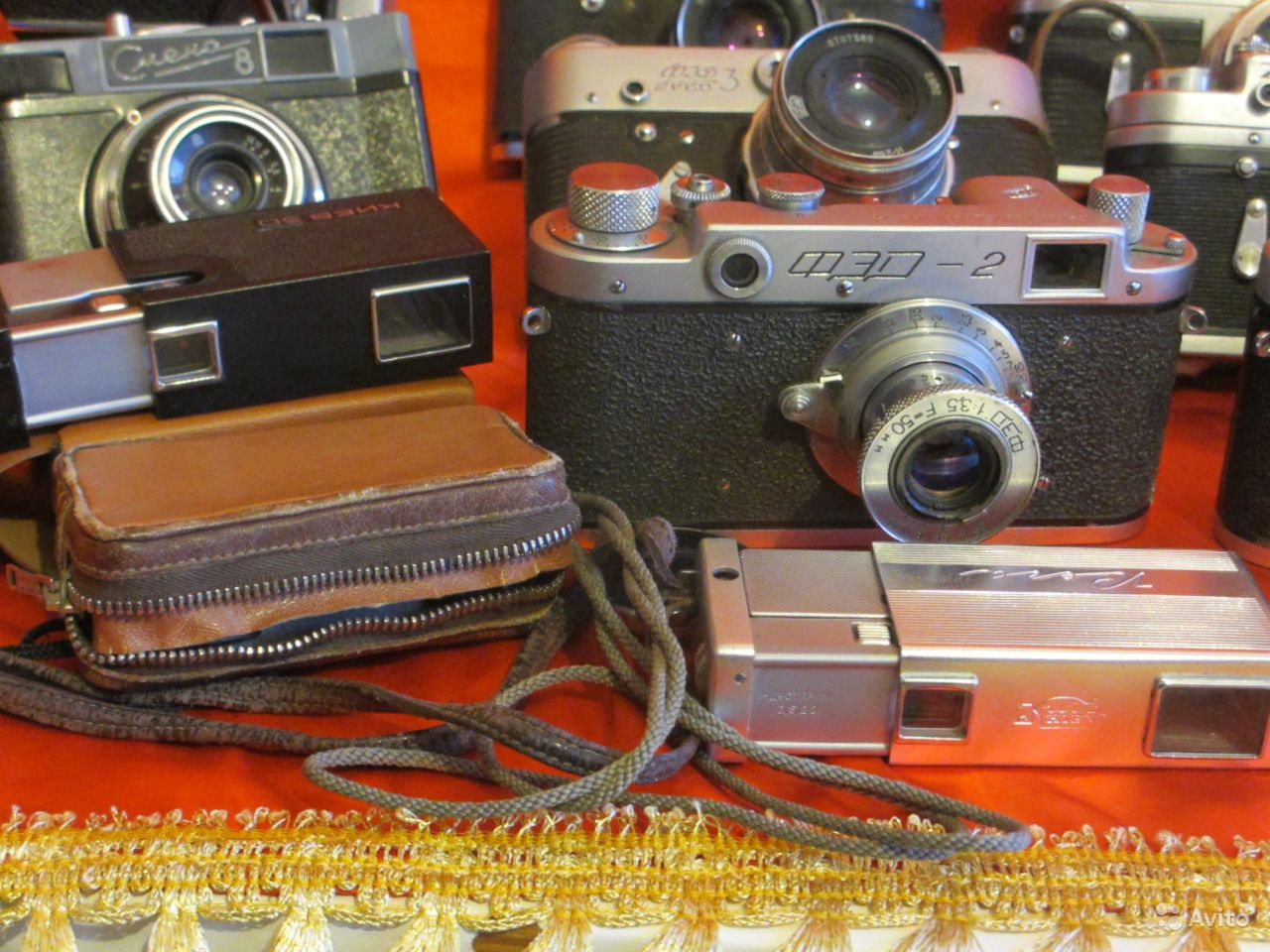 Магазин советских фотоаппаратов москва
