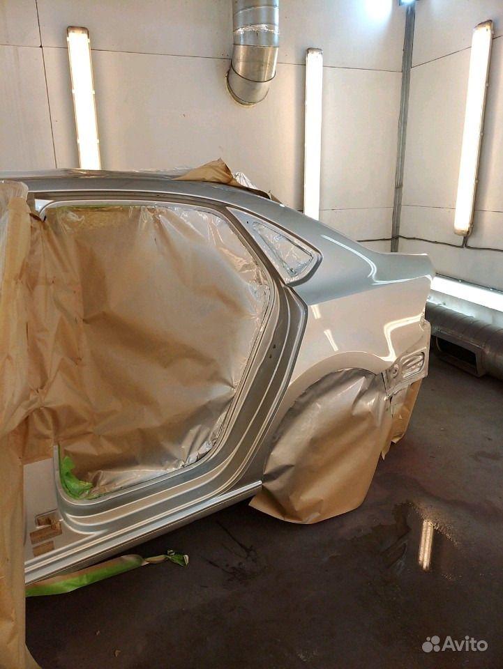 Сто Лонжерон, Покраска авто, кузовные работы слеса купить на Вуёк.ру - фотография № 7