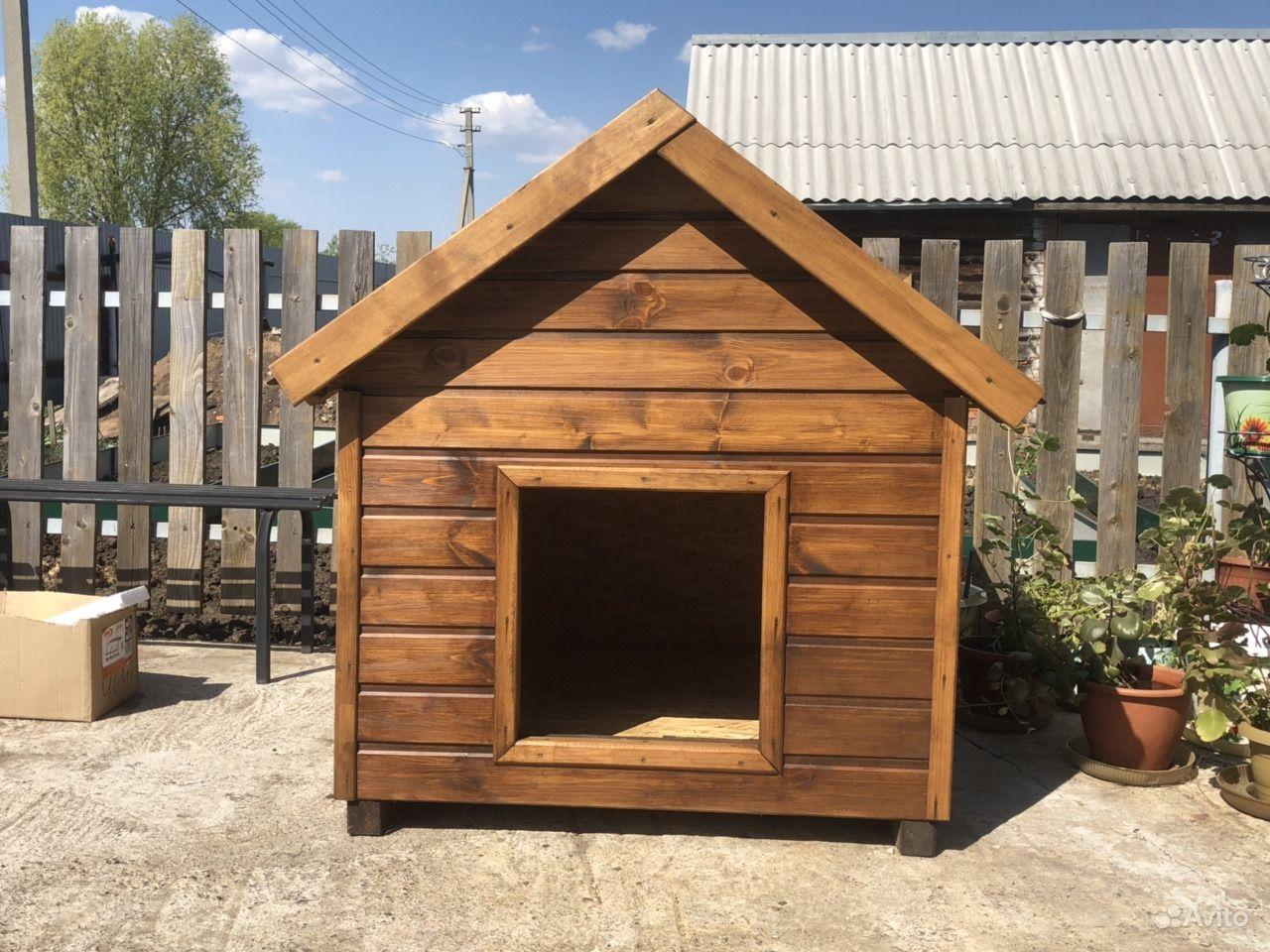 Будки для собак (В Наличии ) в Набережных Челнах - фотография № 1