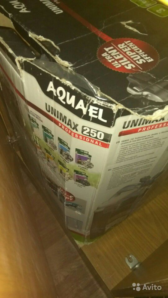 Фильтр aquael unimax 250 купить на Зозу.ру - фотография № 1