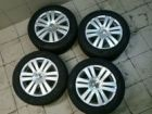 Adelaide R16x7 ET45 Dunlop Ice Touch 215/55