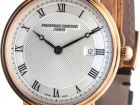Frederique Constant Slim Line automatic Gold 40mm