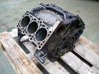 Блок двигателя левый audi а6 quattro 2.8
