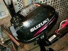 Лодочный мотор сузуки 2.5