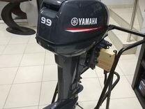 Новый Лодочный мотор yamaha 9.9 gmhs 2 такта 2021