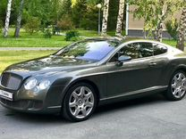 Bentley Continental GT, 2005, с пробегом, цена 2550000 руб.