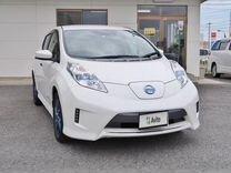 Nissan Leaf AT, 2017, 50000км