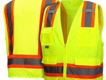 "Жилет ""Pyramex Lumen-X Surveyor Safety Vest"""