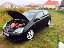 Honda Civic, 2002 г., Красноярск