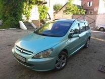Peugeot 307, 2002 г., Ростов-на-Дону