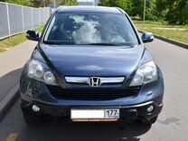 Honda CR-V, 2008 г., Москва