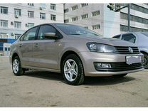 Volkswagen Polo, 2017 г., Ульяновск
