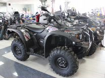 Новый квадроцикл Baltmotors Striker 400 EFI чёрный