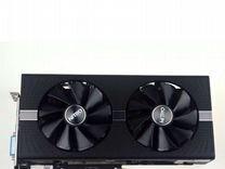 Видеокарта sapphire Radeon rx570 nitro 4G — Товары для компьютера в Брянске