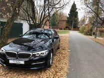 BMW 5 серия, 2018
