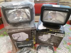 Прожектор Golight Radioray 2049 Black
