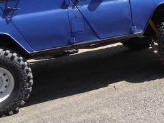 колеса на уазик грязевые цена Под