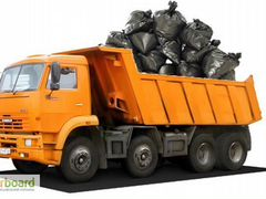 Снос старых зданий с вывозом мусора