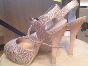 Туфли- босоножки Barbara bui