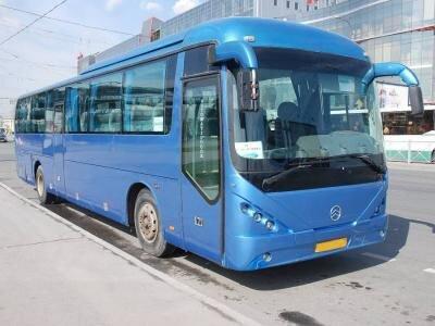 Автобусы, микроавтобусы в Белгороде