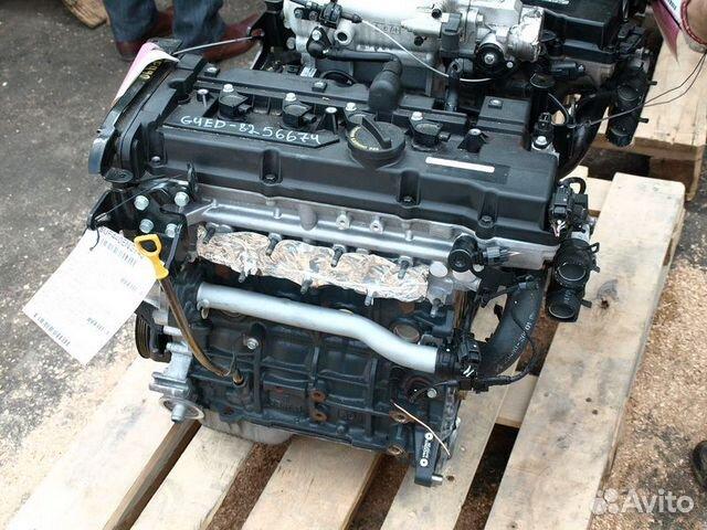 мотор киа рио 1.6 фото