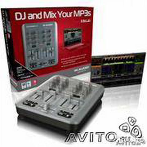 Dj and mix your mp3s