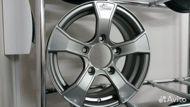 Литые диски на ниву 21214 r16 - 80b95