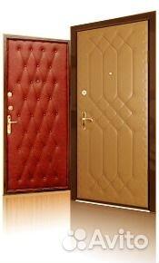 дверь металлическая входная пушкино